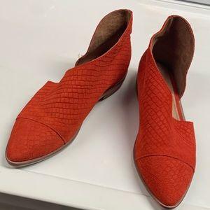 Nwob free people shoes
